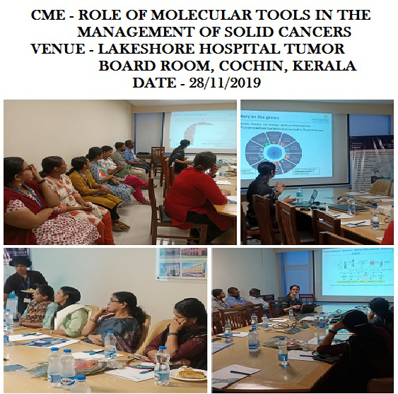 CME on Role of Molecular Tools in the Management of Solid Cancers